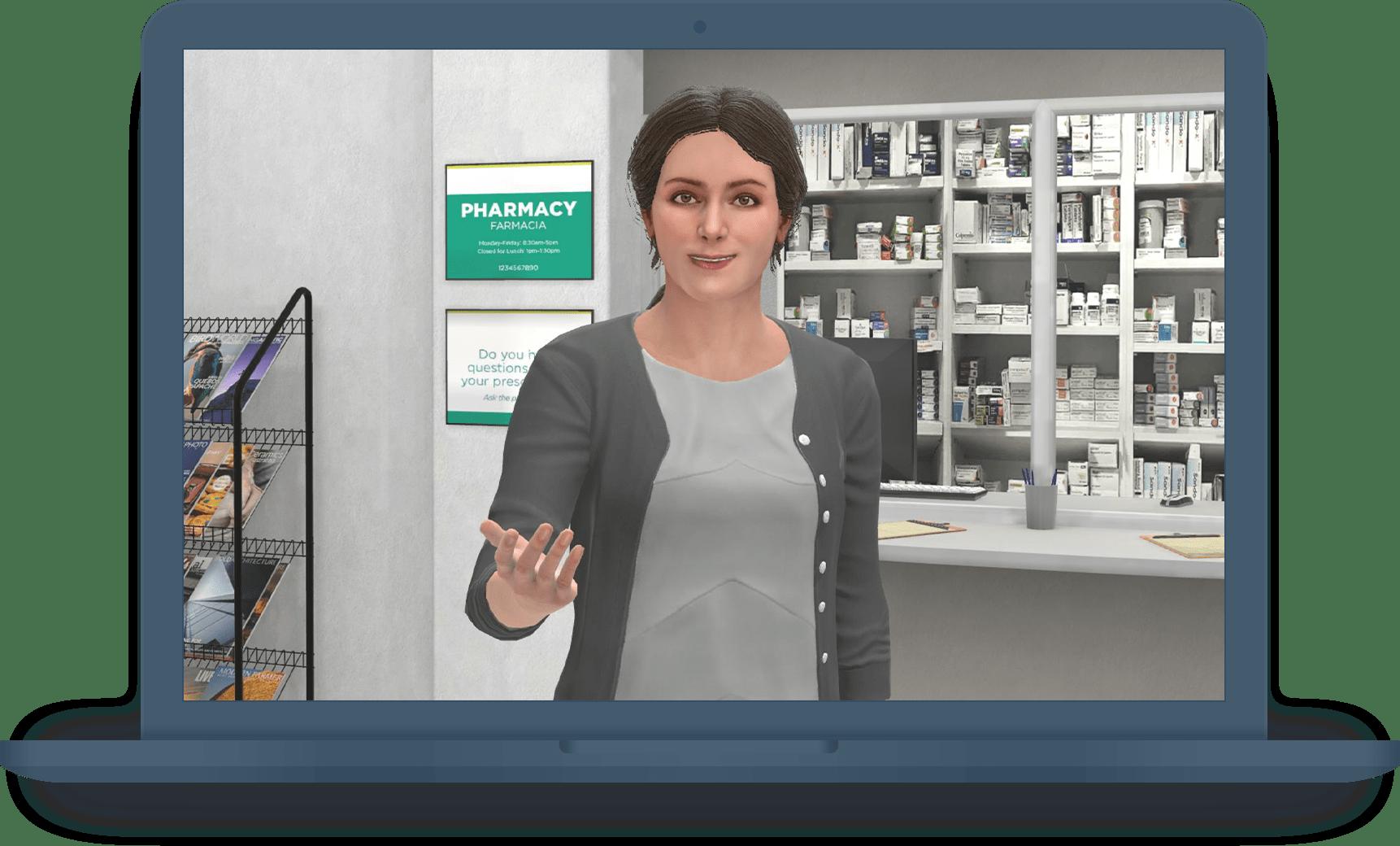 Avatar Device_Healthcare